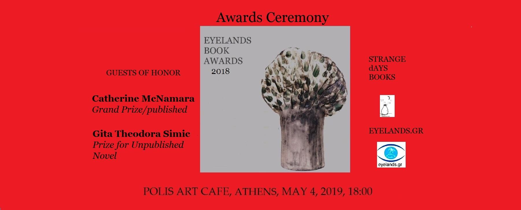 Eyelands Book Awards-ceremony